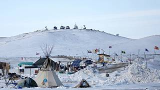 Last-ditch legal bid to stop North Dakota pipeline fails