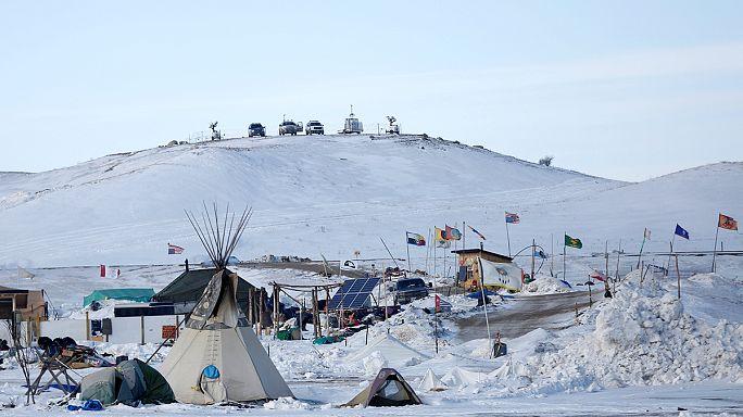 Juíz rejeita pedido dos Sioux para travar o oleoduto