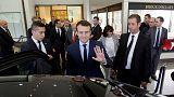 مرشحو الرئاسة الفرنسية: لوبان تحاكي ترامب وماكرون يتقدم