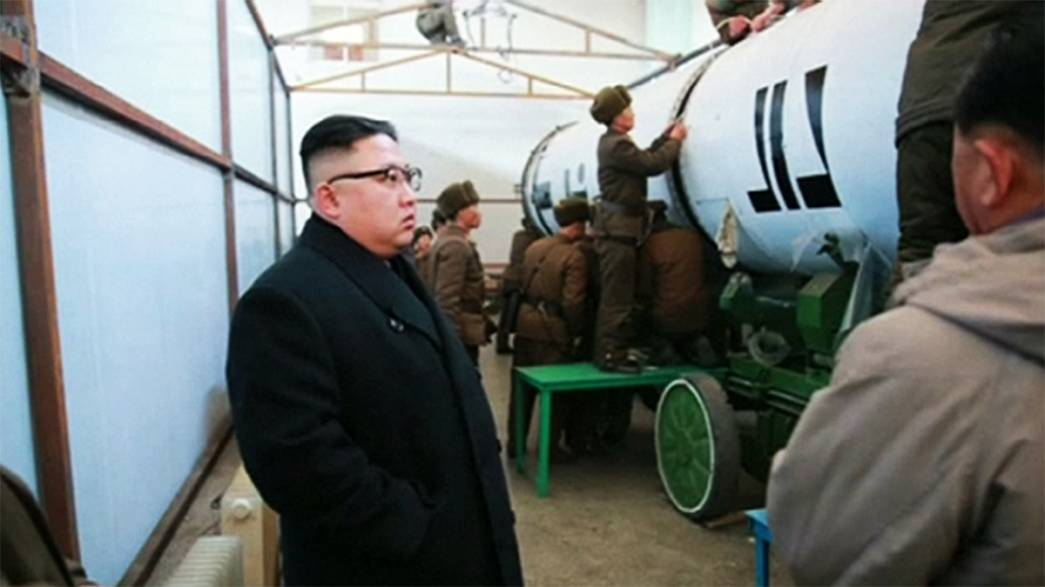 Concerns grow over Pyongyang's weapons capabilities