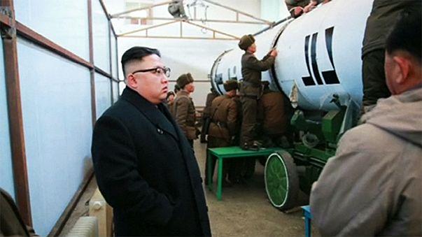 Az ENSZ BT elítélte az észak-koreai nukleáris rakétatesztet