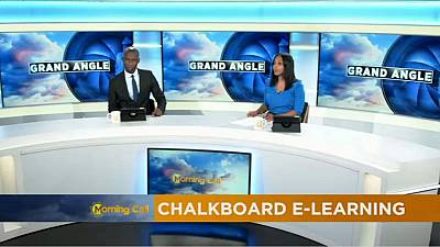 The E-learning Chalkboard [The Grand Angle]