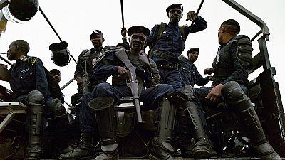 Échauffourées entre la police et Bundu Dia Kongo — RDC