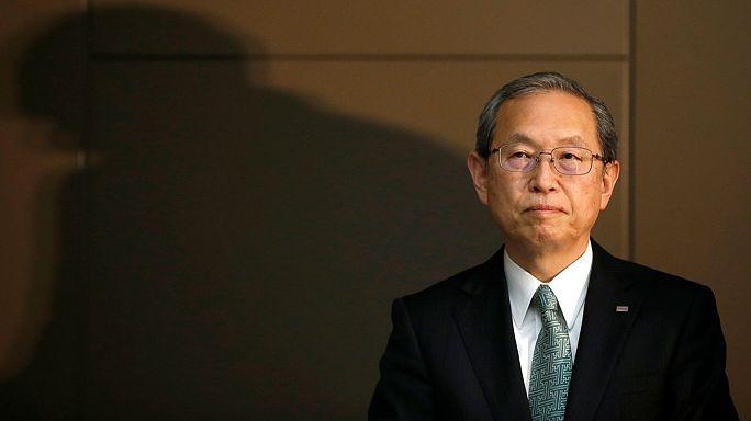 Astronomik zararın ardından Toshiba CEO'su istifa etti