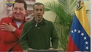 Le vice-président vénézuelien dans le collimateur des Etats-Unis d'Amérique