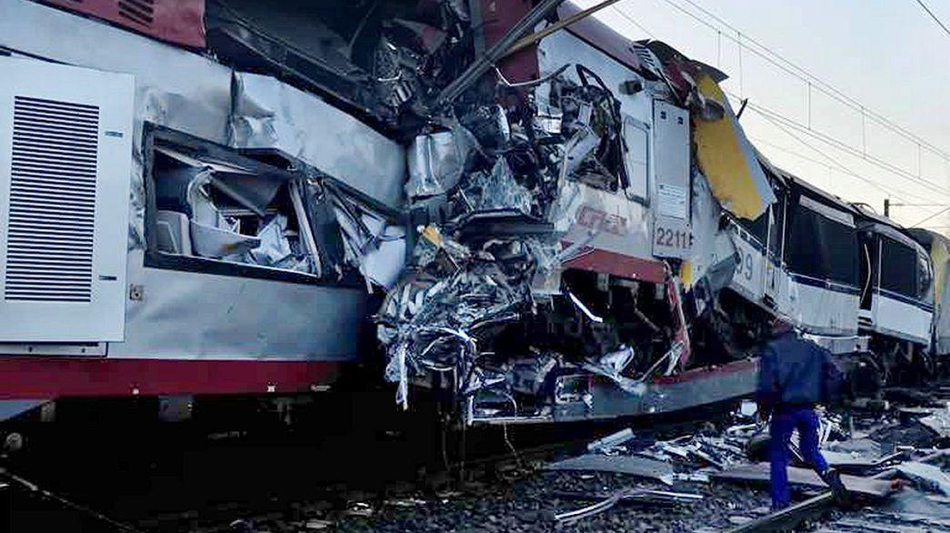 Collision mortelle entre deux trains au Luxembourg