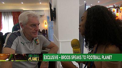 Les Lions Indomptables du Cameroun, champions d'Afrique parlent des perspectives d'avenir pour l'équipe