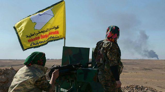 قوات سوريا الديمقراطية تعلن مقتل 124 من عناصر داعش