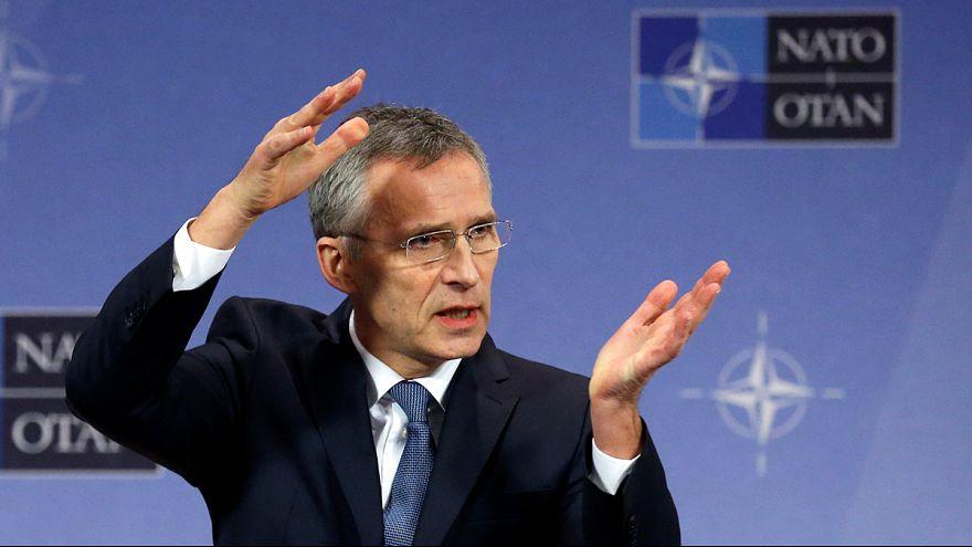 """Столтенберг: """"Рост военных расходов стран НАТО должен быть продолжен"""""""