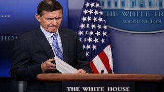 President Trump's national security adviser resigns