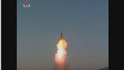 UN condemns North Korea missile launch
