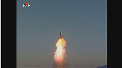 UN condemns North Korea missile launch