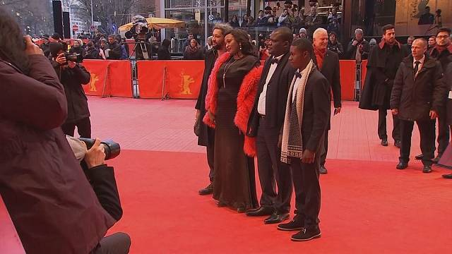 The film 'Felicite' a raw and realistic portrait of life in Kinshasa competes at the Berlinale