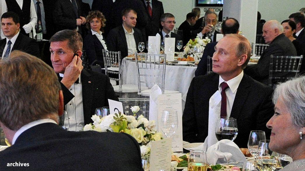 Russische Politiker kritisieren Rücktritt von Trumps Sicherheitsberater Flynn