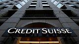 Credit Suisse 2016'da 2,43 milyar dolar zarar etti