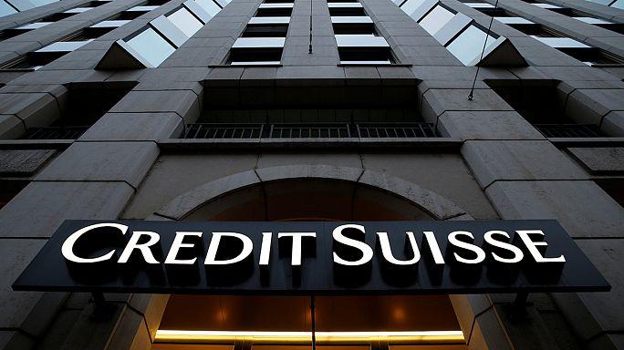 Banche: Credit Suisse perde 2,2 mld di euro nel 2016, pesa multa autorità Usa