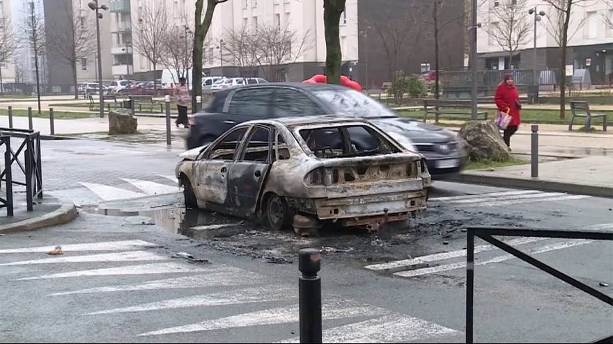 French riots: wounds show no signs of healing soon