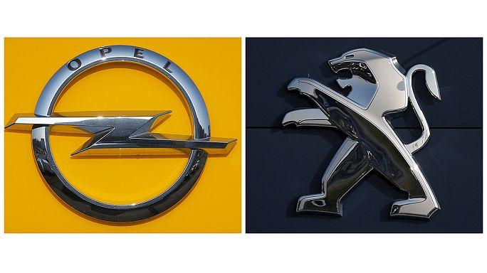 PSA pourrait s'offrir Opel-Vauxhall