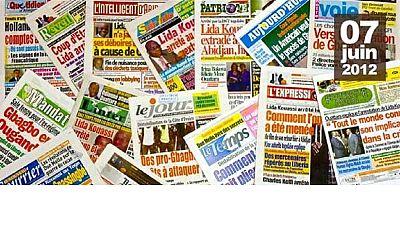 Reporters sans frontières ''inquiète'' de la détention des six journalistes en Côte d'Ivoire