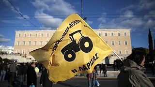 Griechenland: Weitere Bauernproteste gegen Sparpolitik