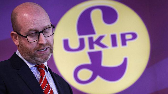 UKIP leader Nuttall under pressure over Hillsborough inaccuracies