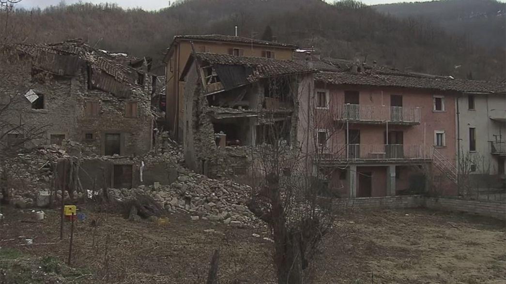 Итальянцы устали от землетрясений