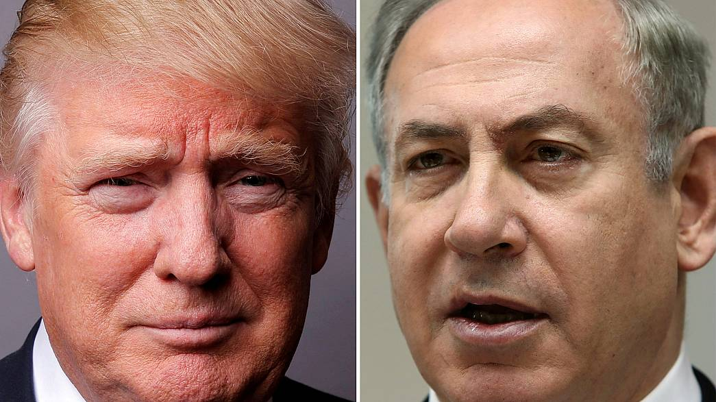 Netanyahu heads into Trump meeting looking for clarity