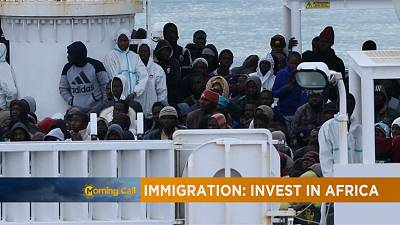 Africa: Curbing immigration through investment