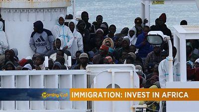 Immigration: Investir en Afrique