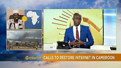 Cameroun : procès des trois leaders de la contestation dans les régions anglophones [The Morning Call]