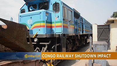 Railway shutdown in Congo [The Grand Angle]