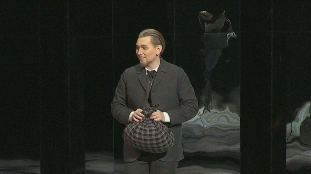 """""""L'idiota"""" al Bolshoi di Mosca"""