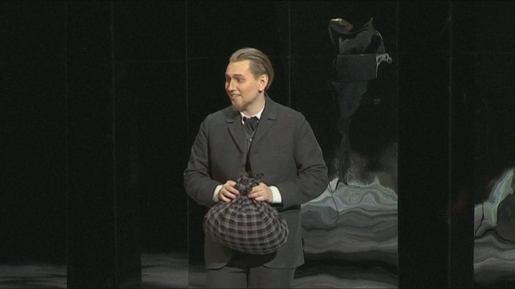 """Der Idiot"" von Mieczysław Weinberg am Bolschoi"
