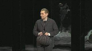 Weinberg A félkegyelmű című operája a Bolsojban