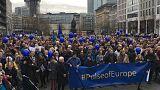 """Pulse of Europe - Demos für die EU: """"Es ist 5 vor 12"""""""