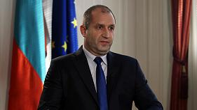 Sanctions 'hurt' Russia and the EU, says Bulgaria President Rumen Radev