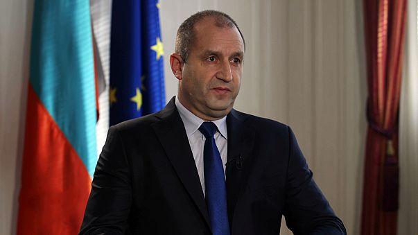 Sanctions 'hurt' Russia and the EU, says Bulgaria President Rumen Radev