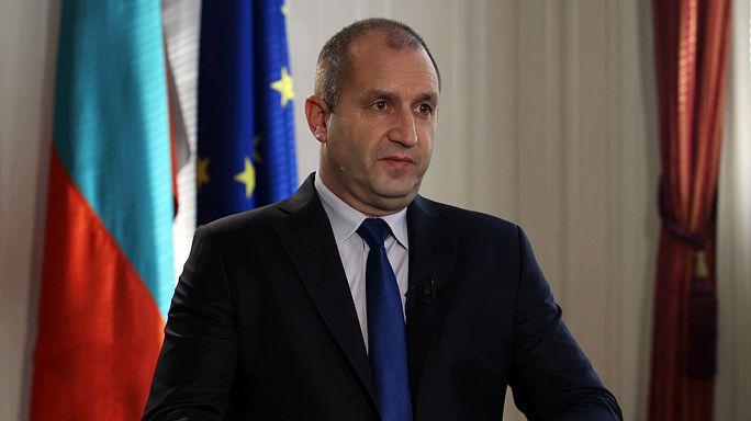 """Rumen Radev: """"las sanciones dañan las economías de Rusia y de la Unión Europea"""""""