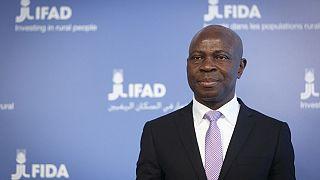 L'ancien Premier ministre togolais Gilbert Houngbo présidera le fonds onusien pour le développement agricole