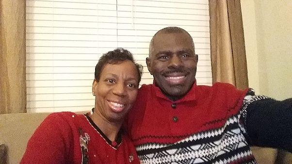 Darryl and Cynthia