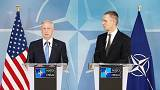 'Mad Dog' Mattis reaffirms US commitment to NATO