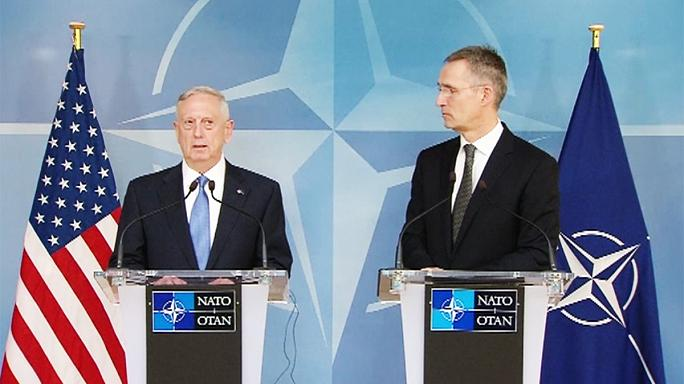 """Nato, Mattis:""""L'alleanza resta la base fondamentale per gli Usa"""""""