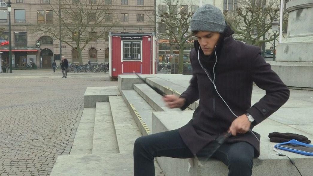 Freedrum: Νέα εφαρμογή για να παίζεις ντραμς οπουδήποτε θέλεις