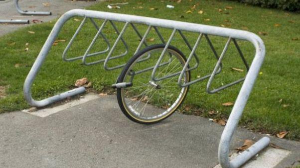 Rad des Ministers geklaut - während einer Fahrrad-Konferenz