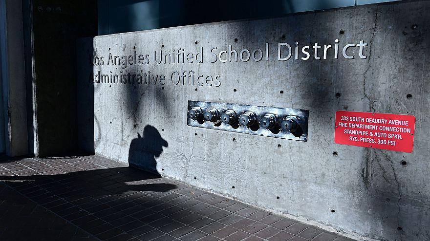 Image: US-EDUCATION-STRIKE