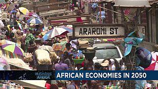 Afrique : le Nigeria et l'Égypte parmi les plus puissantes économies d'ici 2050