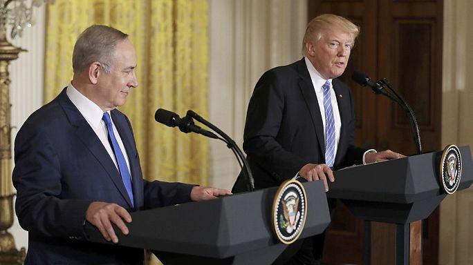 """""""Два государства для двух народов"""": Трамп не исключает альтернативного варианта"""