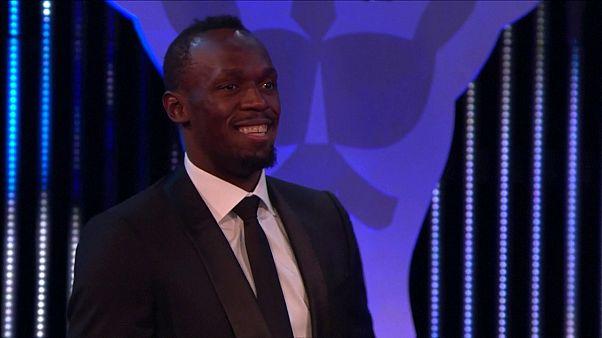 العداء الجامايكي أوسين بولن يفوز بجائزة لوريوس لأفضل رياضي للعام 2017
