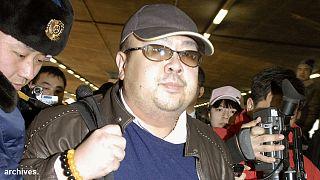 یک زن مظنون به ارتباط با قتل برادر ناتنی رهبر کره شمالی بازداشت شد