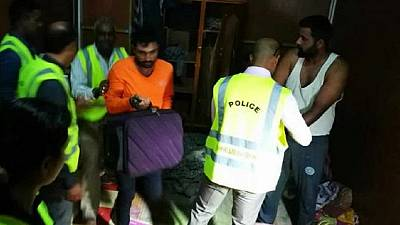 Illegal foreigners risk deportation after swoop by Mauritius authorities